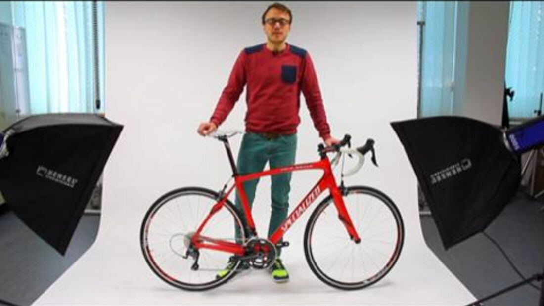 RoadBIKE Test 04/2014: Specialized Roubaix SL4 Comp