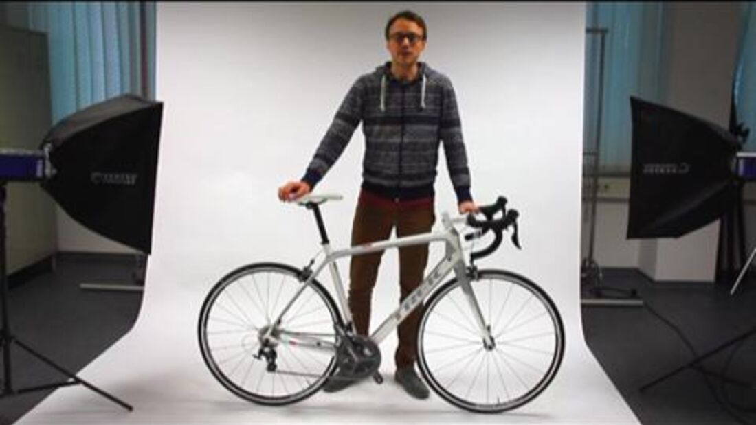 RoadBIKE Test 04/2014: Trek Madone 4.7