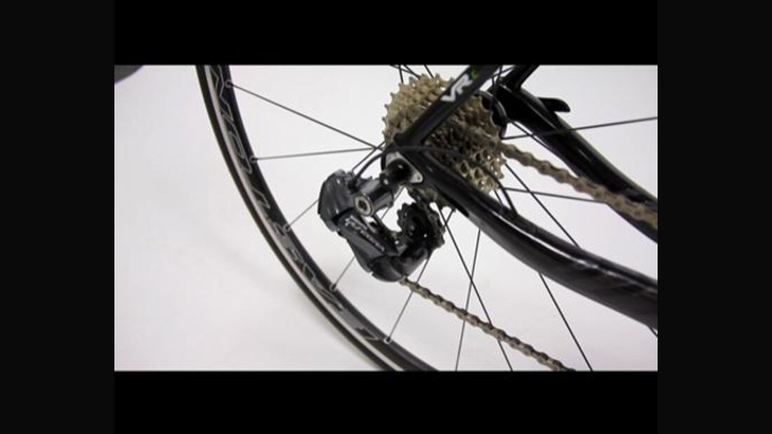 RoadBIKE Test 04/2014: Votec VRC Pro