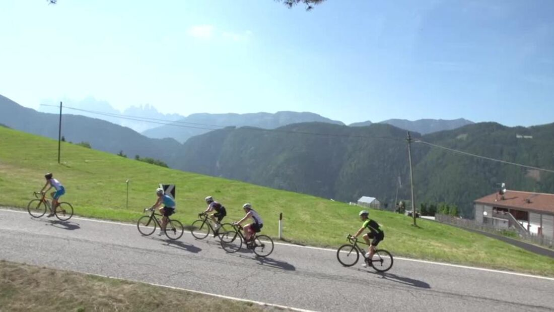 RoadBIKE Women's Camp 2017 Brixen