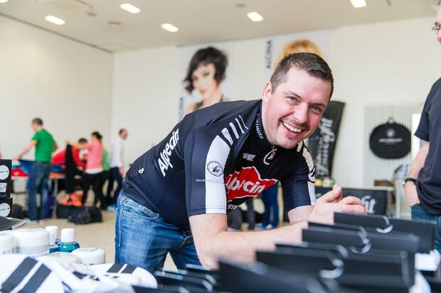 Team Alpecin 2014: das Team-Meeting 16