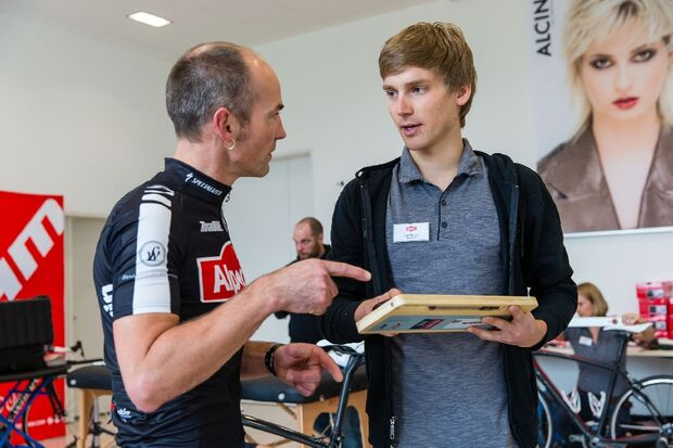 Team Alpecin 2014: das Team-Meeting 20