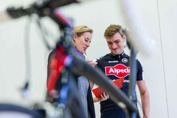 Team Alpecin 2014: das Team-Meeting 29