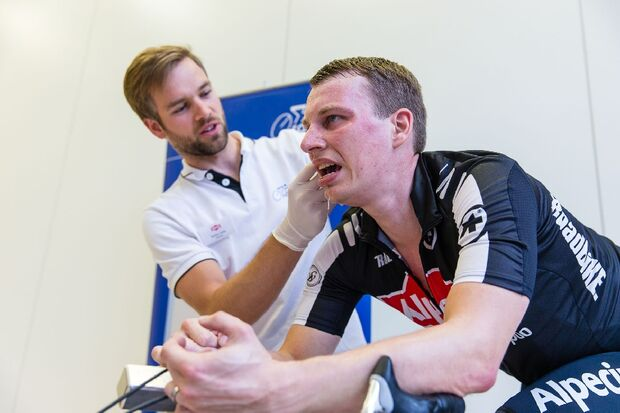 Team Alpecin 2014: das Team-Meeting 36