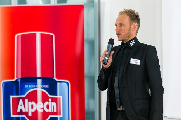 Team Alpecin 2014: das Team-Meeting 8