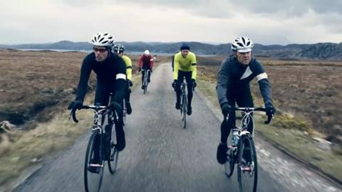 The Rapha Continental - Assynt