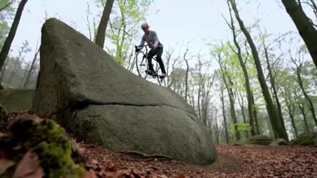 Video: Roadbike Parkour - Behind the Scenes