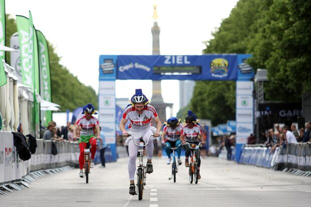 World-Klapp: Die Klapprad-WM 2014 71