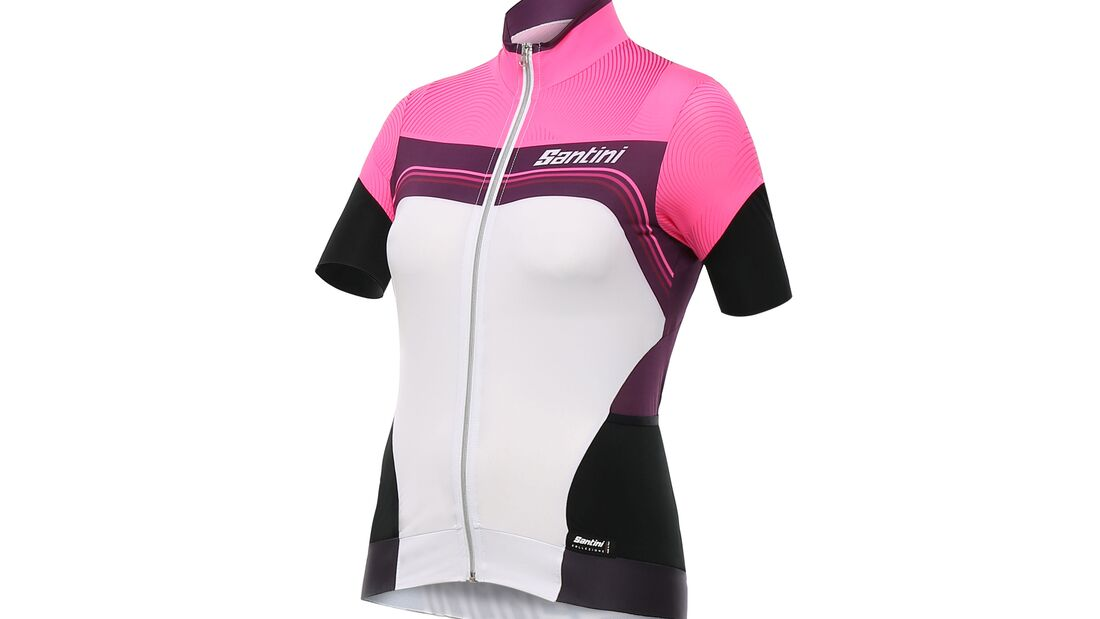 rb-santini-womans-cyclingwear-Trikot-Queen_pink_rear (jpg)